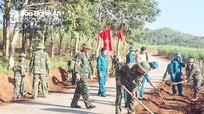 """Nghệ An: Khánh thành """"Con đường tri ân"""" 2 liệt sỹ hy sinh trong vụ rơi máy bay quân sự"""