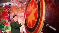 Rộn ràng Ngày thơ Việt Nam lần thứ XVII tại Nghệ An