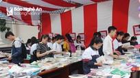 Nghệ An sẽ tổ chức đường sách tại Quảng trường Hồ Chí Minh