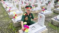 Chuyện về cựu binh Nghệ An tự đi tìm thông tin cho hàng trăm mộ liệt sĩ