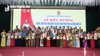 61 đoàn viên công đoàn viên chức Nghệ An được biểu dương