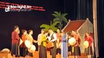 Tổng duyệt vở diễn về chiến sỹ cách mạng Phan Đăng Lưu
