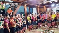 Nghệ An: Hơn 70 người được học tập, chia sẻ kinh nghiệm phát triển du lịch cộng đồng