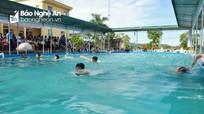 Nghệ An phát động toàn dân tập luyện môn bơi, phòng chống đuối nước