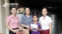 Cô bé mồ côi ở Nghệ An cần giúp đỡ để tiếp tục con đường học tập