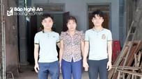 Gánh hàng vặt của người mẹ nghèo ở Nghệ An nuôi 3 con vào giảng đường đại học