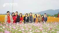 Đoàn Blogger khảo sát, chia sẻ các điểm đến du lịch ở Nghệ An