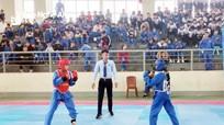 Gần 400 VĐV tham gia giải vô địch các câu lạc bộ Vovinam tỉnh Nghệ An