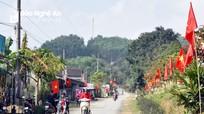Cho xuân ấm một vùng tái định cư trên quê hương Nghệ An