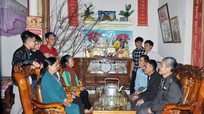 Đêm Giao thừa giữa 'mùa Covid-19' ở làng quê Nghệ An