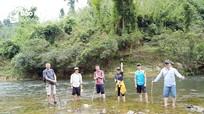 Nghệ An: Khảo sát xây dựng sản phẩm mới 'chèo thuyền - đi bộ - leo núi - đạp xe' ở Con Cuông