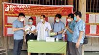 30 bản huyện rẻo cao Tương Dương sẵn sàng đón ngày bầu cử sớm