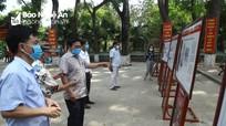 Triển lãm 'Hồ Chí Minh - Người đi tìm hình của nước'