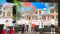 'Tình người xứ Nghệ' qua vở kịch tuyên truyền phòng, chống dịch Covid-19