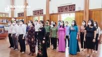 Lãnh đạo tỉnh Nghệ An dâng hương tưởng niệm đồng chí Nguyễn Thị Minh Khai