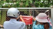 Nghệ An tăng cường vai trò Tổ giám sát Covid-19 cộng đồng khi nhiều lao động hồi hương
