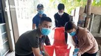 Vợ chồng trẻ vùng cao Nghệ An gửi con nhỏ, viết đơn tình nguyện tham gia chống dịch
