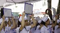 """Hơn 100 điều dưỡng viên, kỹ thuật viên tham gia hội thi """"Rung chuông vàng"""""""