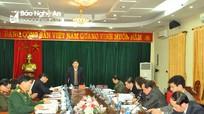 Các cấp ủy đảng cần tăng cường công tác giám sát, kiểm tra