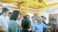 Bộ trưởng, Chủ nhiệm Ủy ban Dân tộc thăm, tặng quà đồng bào Đan Lai