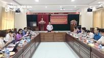 Đoàn kiểm tra Bộ Chính trị làm việc tại Nghệ An về thực hiện sắp xếp lại bộ máy, tinh giản biên chế