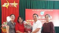 Nghĩa Đàn bầu bổ sung chức danh Chủ tịch Hội Liên hiệp Phụ nữ huyện