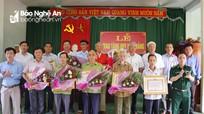 Trao Huy hiệu Đảng đến các đảng viên ở Đô Lương, Nghi Lộc và Thanh Chương