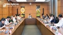 Đại biểu Quốc hội đoàn Nghệ An: Đồng bào miền núi vẫn còn thiếu ăn, thiếu mặc