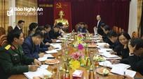 Trưởng Ban Tổ chức Tỉnh ủy: Chủ động phát hiện nhân tố mới trong công tác nhân sự