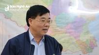 Phó Bí thư Tỉnh ủy dự kiểm điểm BTV Huyện ủy Đô Lương