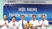 Công ty Điện lực Nghệ An có tân Phó Giám đốc