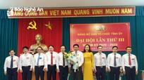 Đại hội Đảng bộ Ban Tổ chức Tỉnh ủy nhiệm kỳ 2020 - 2025