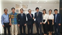 UBND tỉnh Nghệ An làm việc với đại sứ quán Nhật Bản, tổ chức JICA và JETRO