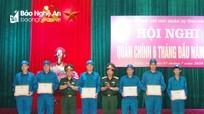 Bộ Chỉ huy Quân sự tỉnh tổ chức hội nghị quân chính 6 tháng đầu năm 2020