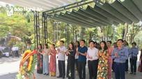 Ban Tuyên giáo Tỉnh ủy dâng hương tưởng niệm các anh hùng liệt sĩ tại Quảng Trị