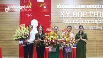 Nghĩa Đàn bầu bổ sung chức danh Phó Chủ tịch HĐND huyện