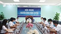 Công ty Điện lực Nghệ An triển khai các biện pháp phòng, chống dịch Covid-19
