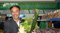 Quỳ Châu ra mắt cửa hàng nông sản sạch
