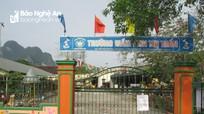 Nhiệt độ xuống thấp, hơn 9.000 học sinh Con Cuông được nghỉ học