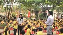 Tuyên truyền phòng chống xâm hại tình dục cho học sinh miền núi