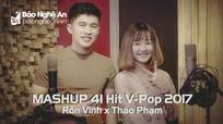 Mê mẩn với bản mashup 41 ca khúc hit của chàng trai Nghệ An
