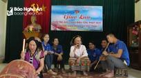 Quỳ Châu: Đoàn thanh niên tham gia bảo tồn văn hóa Thái