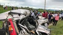 Nghệ An: 4 người thương vong trên đường về quê ăn rằm