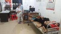 Nghệ An: 7 người phải nhập viện vì ong rừng đốt