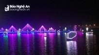 Nghệ An: Cuốn hút với 6.000 chong chóng kết lại đón Noel