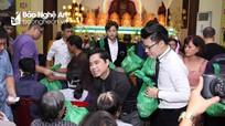 Quán quân Thần tượng Bolero cùng danh ca Ngọc Sơn tổ chức đêm nhạc từ thiện tại Nghệ An