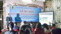 Nghệ An: Ra mắt điểm tư vấn pháp luật miễn phí cho công nhân, người lao động