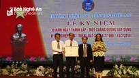 Kỷ niệm 30 năm ngày thành lập Đoàn Luật sư tỉnh Nghệ An
