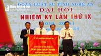 Đoàn Luật sư tỉnh Nghệ An có chủ nhiệm mới
