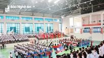 Hơn 100 VĐV tham gia giao lưu thể thao tòa án nhân dân tối cao 2 nước Việt Nam - Lào